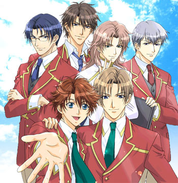 Download Gakuen Heaven (main) Anime