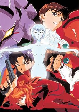 Download Shinseiki Evangelion Gekijouban: Shi to Shinsei (main) Anime