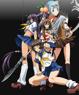 Download Ikkitousen: Dragon Destiny (main) Anime