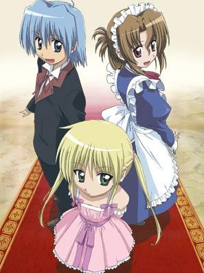 Download Hayate no Gotoku Season 1 Anime