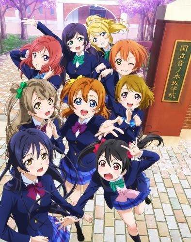 Download Love Live! School Idol Project (main) Anime