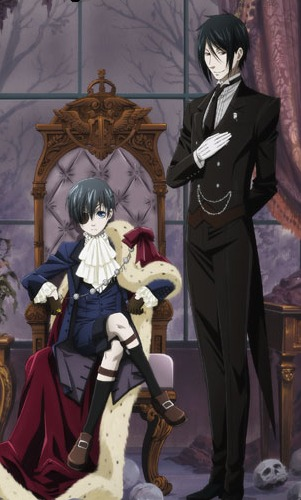 Download Kuroshitsuji (Black Butler) Anime