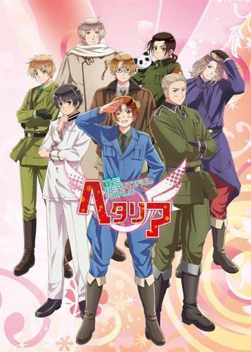 Download Hetalia: The Beautiful World (main) Anime
