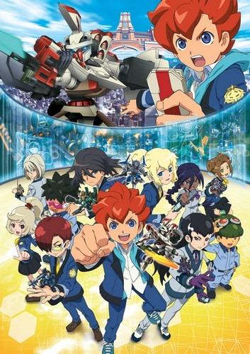 Download Danball Senki Wars (main) Anime