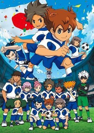 Download Inazuma Eleven GO: Galaxy (main) Anime