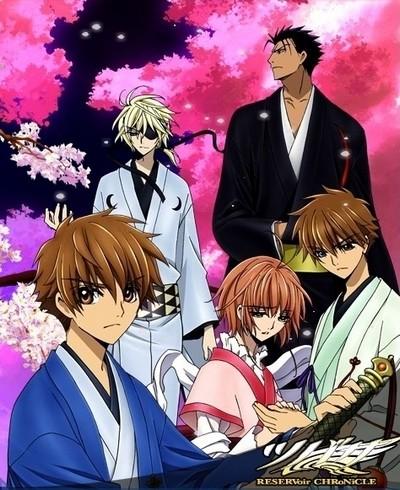 Download Tsubasa Shunraiki (main) Anime