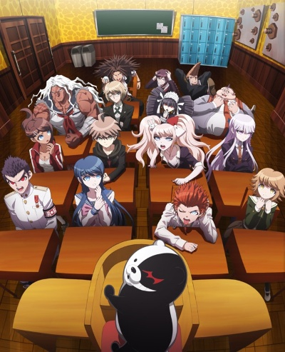 Download Murder School (Danganronpa) Anime