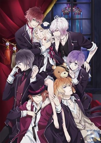 Download Diabolik Lovers (main) Anime