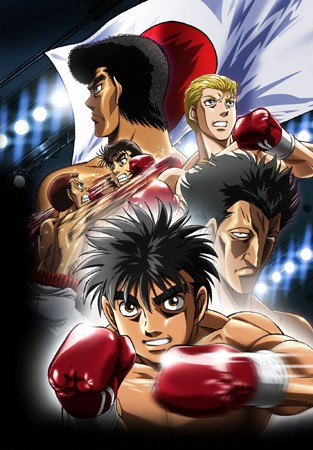 Download Hajime no Ippo: Rising (season 3) Anime