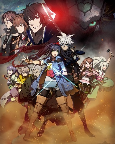 Download Neppuu Kairiku Bushi Road (main) Anime