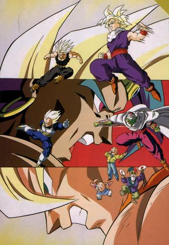 Download Dragon Ball Z: Moetsukiro!! Nessen, Ressen, Chougekisen (main) Anime