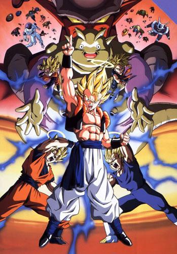 Download Dragon Ball Z: Fukkatsu no Fusion!! Gokuu to Vegeta (main) Anime