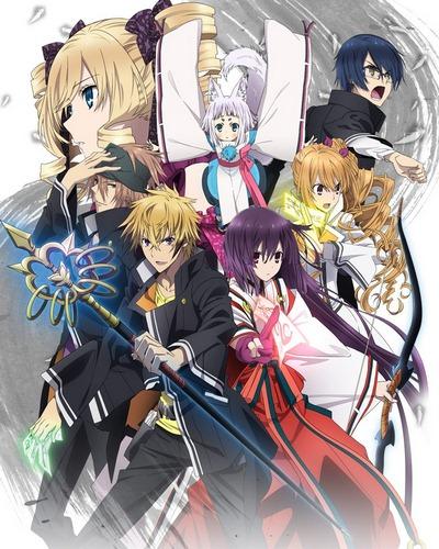 Download Tokyo Ravens (main) Anime