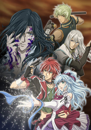 Download Neo Angelique Abyss: Second Age (main) Anime