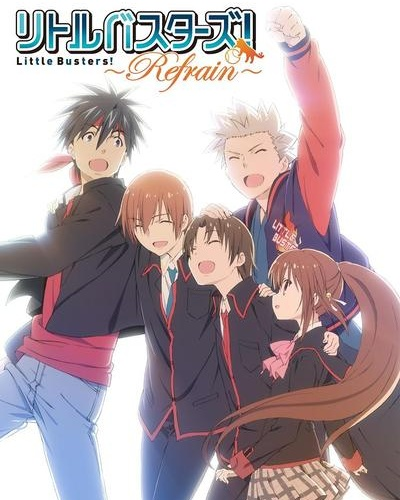 Download Little Busters! Refrain (main) Anime