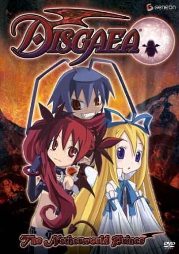 Download Makai Senki Disgaea (main) Anime
