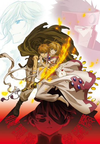 Download Tsubasa Chronicle Dai 2 Series (main) Anime