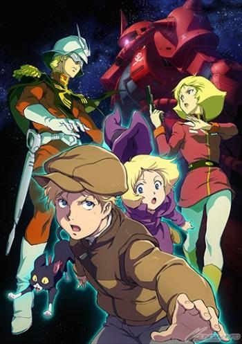 Download Kidou Senshi Gundam: The Origin (main) Anime