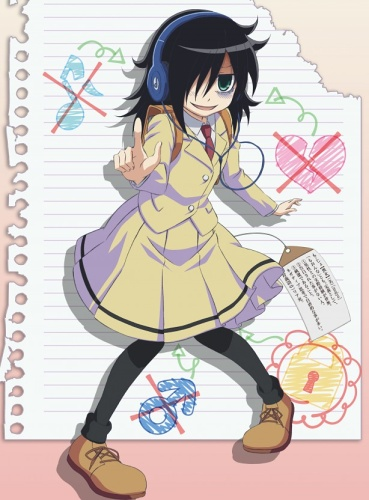 Download Watashi ga Motenai no wa Dou Kangaete mo Omaera ga Warui! (main) Anime
