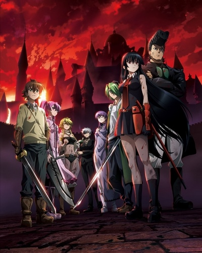 Download Akame ga Kill! (main) Anime