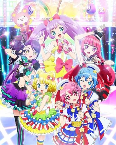 Download PriPara (main) Anime