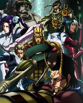 Download Terra Formars OAD (main) Anime
