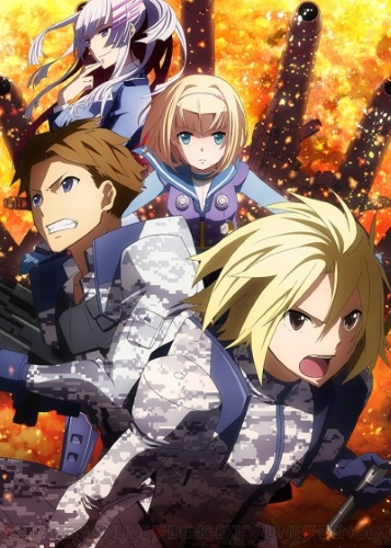 Download Heavy Object Anime