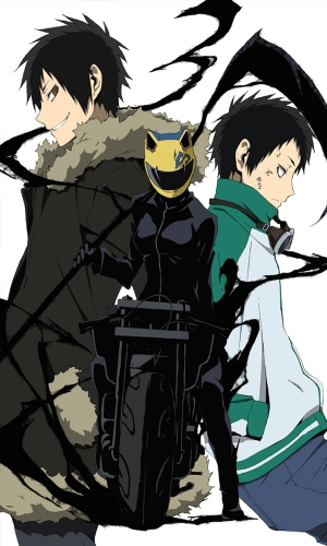 Download Durarara!!x2 Ten (main) Anime