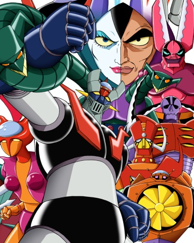 Download Mazinger Z (Tranzor Z 1972) Anime
