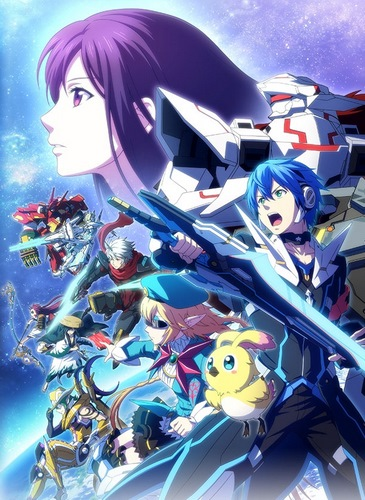 Download Phantasy Star Online 2 the Animation (main) Anime