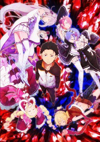 Download Re: Zero kara Hajimeru Isekai Seikatsu (Bluray) Anime