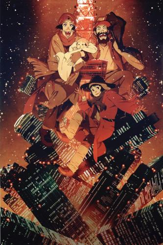 Download Tokyo Godfathers (main) Anime