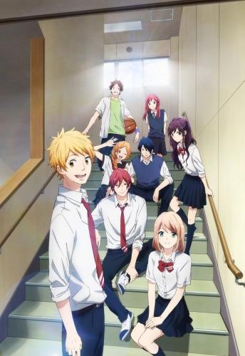 Download Niji-iro Days (main) Anime
