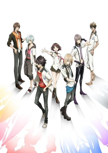 Download Scared Rider Xechs (main) Anime