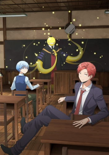 Download Assassination Classroom the Movie 365 Days (synonym) Anime