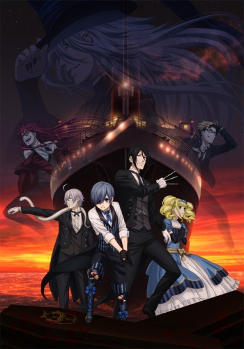 Download Kuroshitsuji: Book of the Atlantic (Movie) Anime