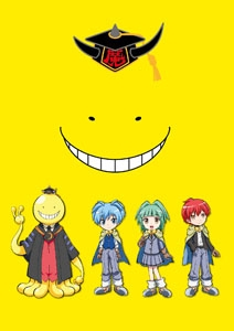 Download Koro Sensei Quest! (official) Anime