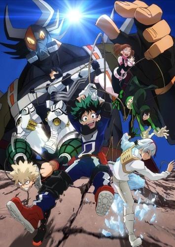 Download Boku no Hero Academia (2016) (main) Anime