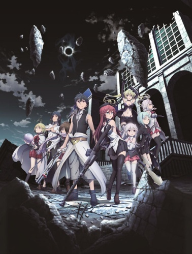 Download Gekijouban Trinity Seven: Eternity Library to Alchemic Girl (Movie) Anime