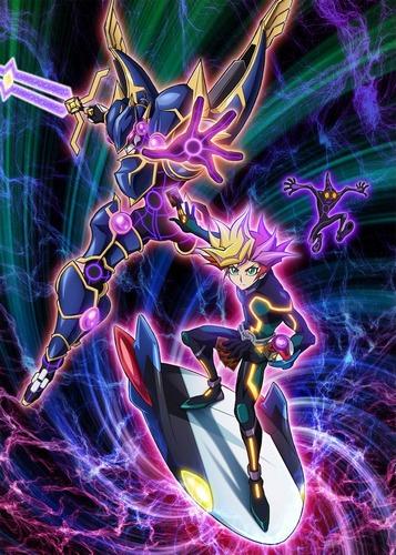 Download Yuu Gi Ou: Vrains (main) Anime