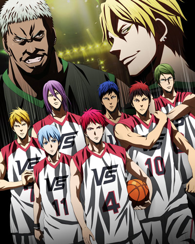 Download Gekijouban Kuroko no Baske: Last Game (main) Anime