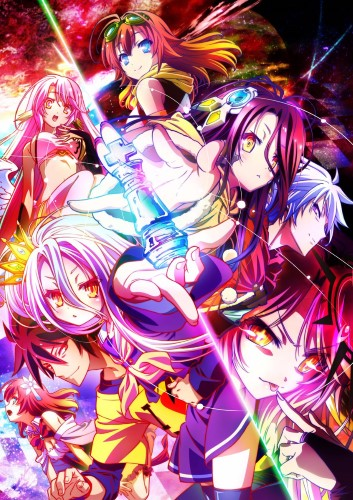 Download No Game No Life Zero (main) Anime