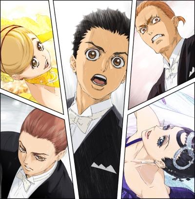 Download Ballroom e Youkoso (main) Anime