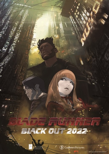 Download Blade Runner: Black Out 2022 (main) Anime