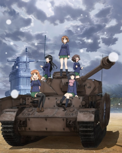 Download Girls und Panzer: Saishuushou (main) Anime