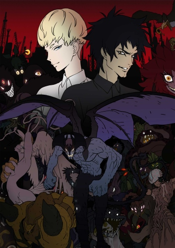Download Devilman: Crybaby (main) Anime