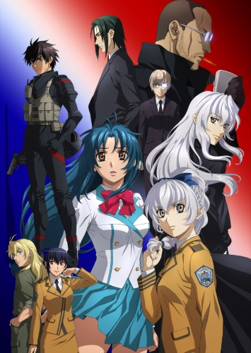 Fullmetal Panic: Invisible Victory (Season 4)(Episode 12)