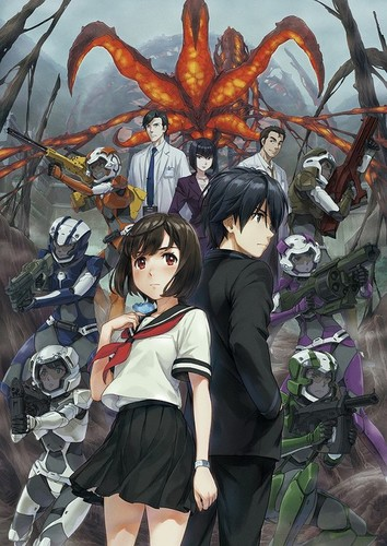 Download A.I.C.O. Incarnation (main) Anime