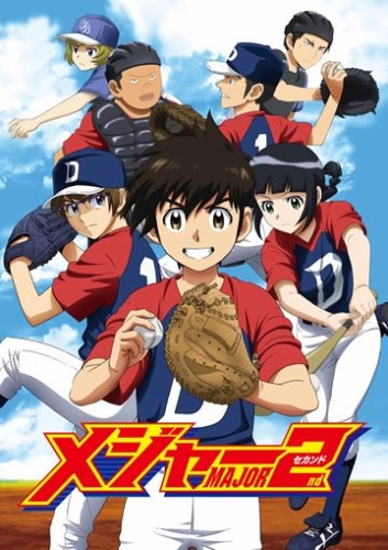Download Major 2nd (main) Anime
