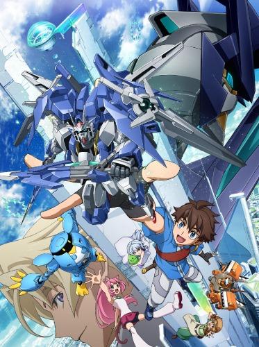 Download Gundam Build Divers (main) Anime